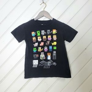 ••5-for-$25•• MINECRAFT Cotton Tee